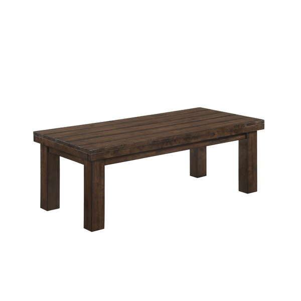 Moravian Rectangular Coffee Table by Simmons Casegoods by Loon Peak