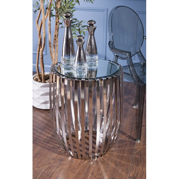 Free Shipping Rivoir End Table