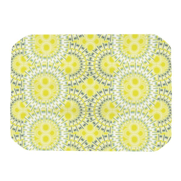 Blossoming Buds Placemat by KESS InHouse