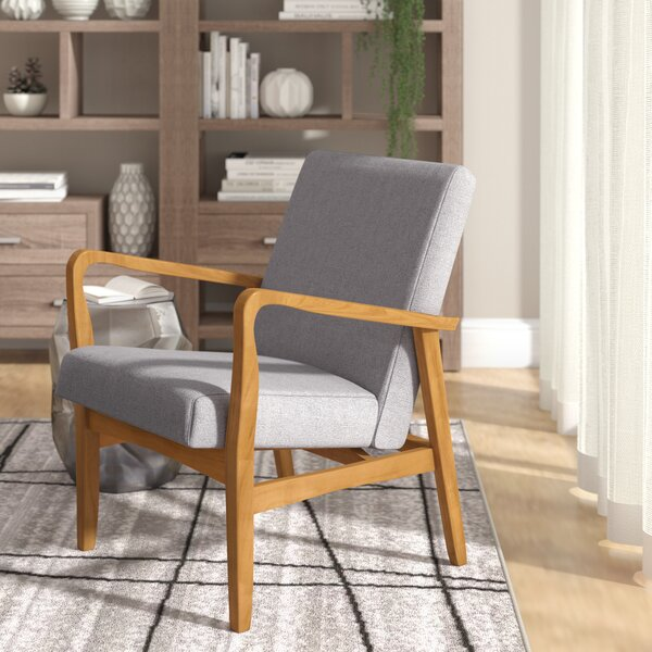 Vancouver Armchair by Langley Street