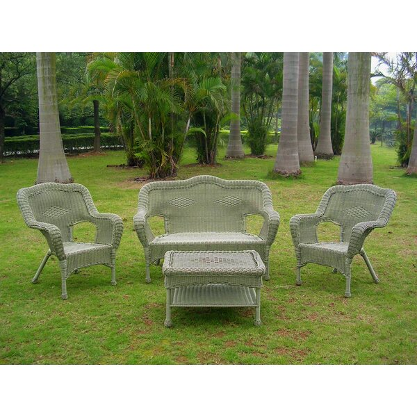 Narron 4 Piece Sofa Set by Lark Manor