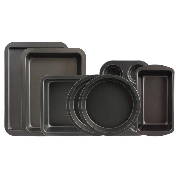 7 Piece Non-Stick Bakeware Set by Range Kleen
