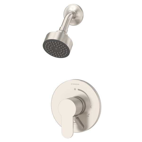 Identity Shower Faucet Trim Kit with Metal Lever Handle by Symmons