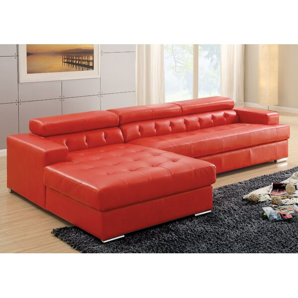 Derrikke Sectional by Hokku Designs