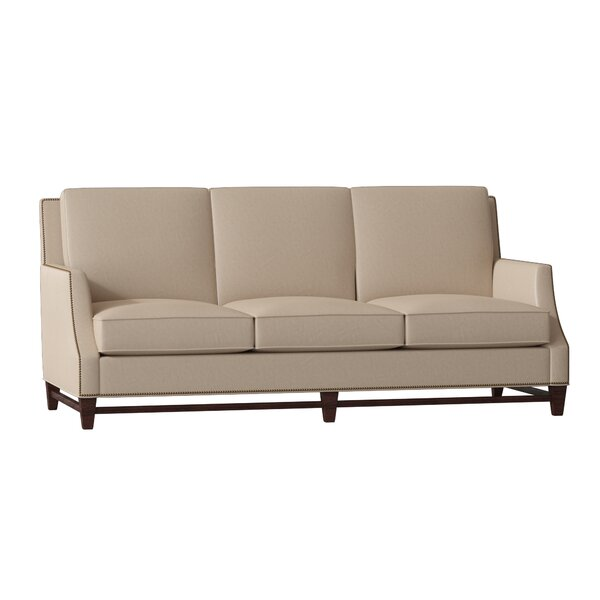 Madigan Leather Sofa By Bradington-Young