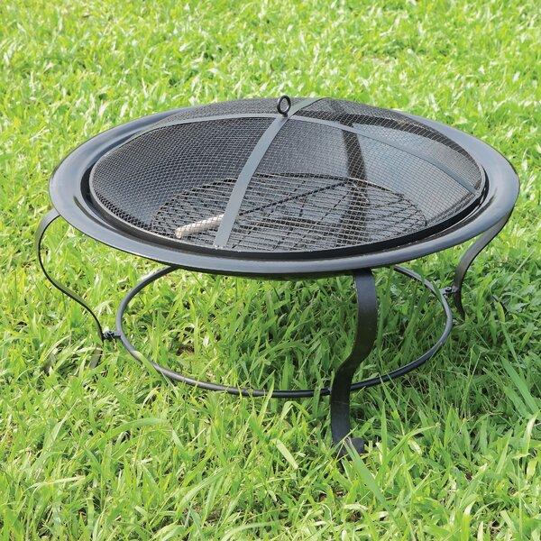 Smauge Cast Iron Fire Pit by Hokku Designs