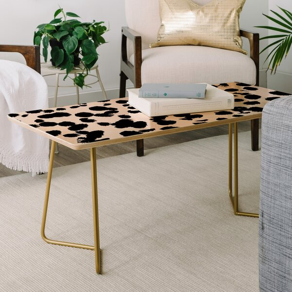 Amy Sia Animal Spot Coffee Table By East Urban Home