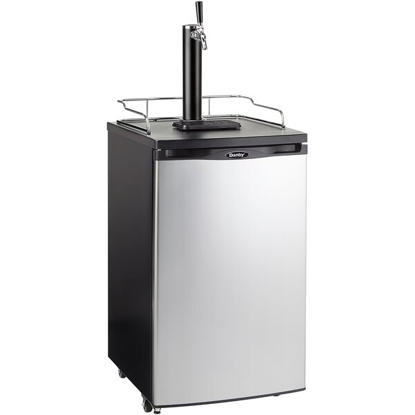 5.2 cu. ft. C-Series Single Tap Kegerator by Danby
