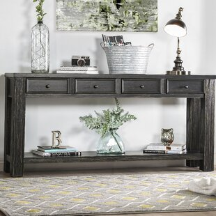 Best Reviews Janousek Console Table By Alcott Hill