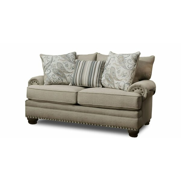 Serena Loveseat by Alcott Hill