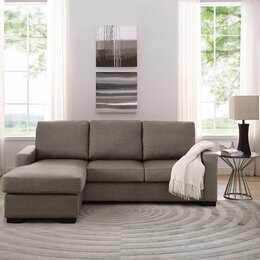 Sectionals Modern Contemporary Living Room Furniture AllModern