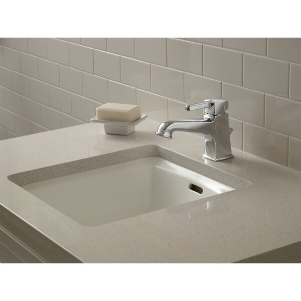 Connelly® Single Hole Bathroom Faucet With Drain Assembly By Toto