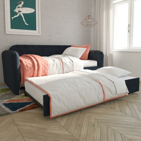 Tallulah Twin Daybed with Trundle