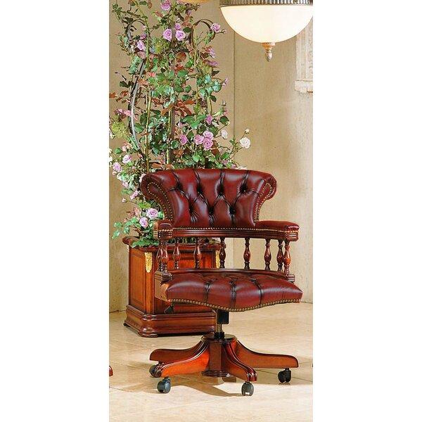 Brittingham Genuine Leather Executive Chair