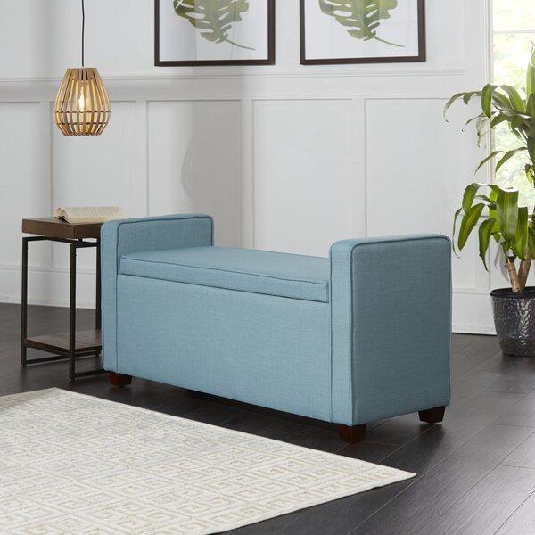 Rymer Upholstered Storage Bench by Red Barrel Studio