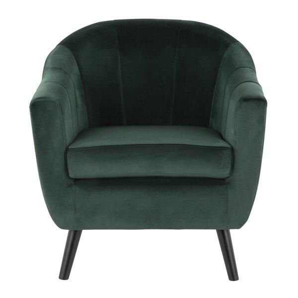 Eubank Armchair by Wrought Studio Wrought Studio™