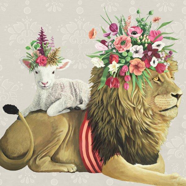 Lion And Lamb Wayfair