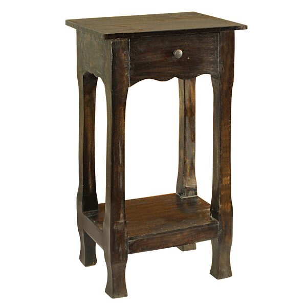Adjei 1 Drawer Nightstand by August Grove