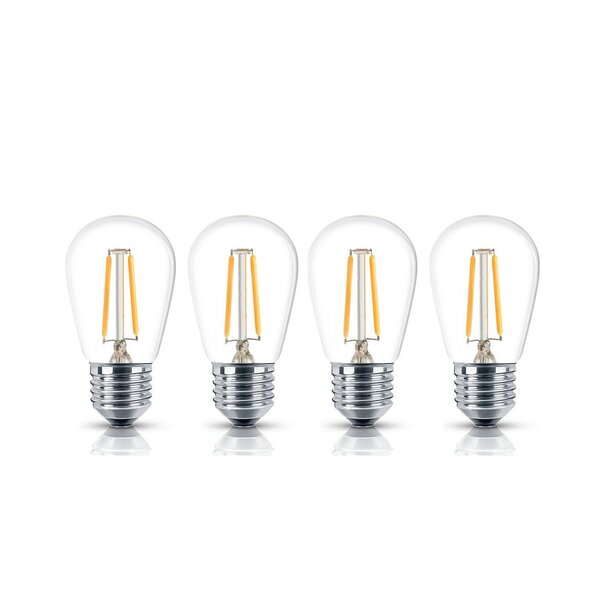 2W LED Light Bulb (Set of 4) by ChinLighting Technology