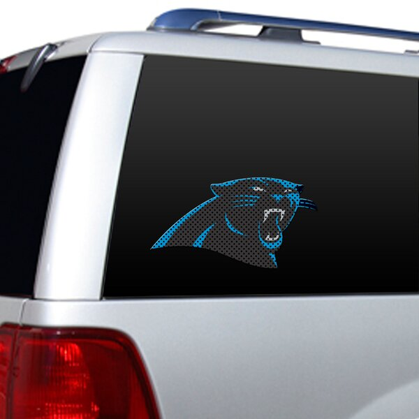 NFL Diecut Window Film by Fremont Die