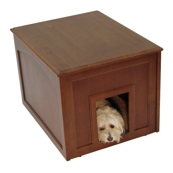 Crown Pet Dog Cabinet by Crown Pet Products