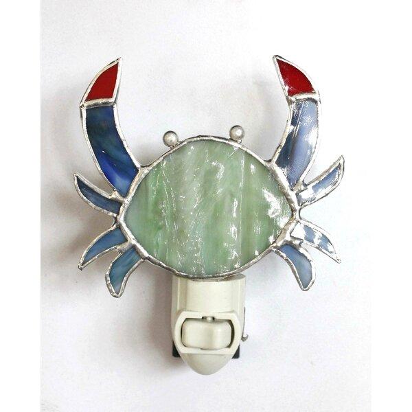 Crab Night Light by Gift Essentials
