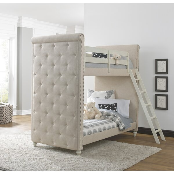 Madison Twin over Twin Bunk Bed by Birch Lane™ Heritage