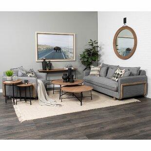 Symonds Standard Configurable Living Room Set by Union Rustic