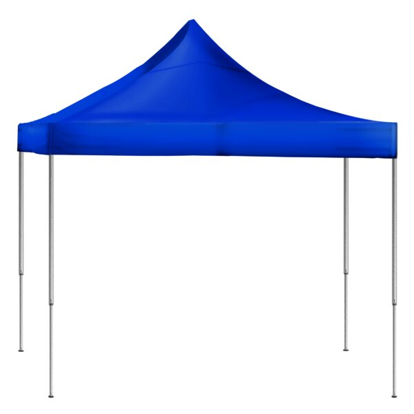 10 Ft. W x 10 Ft. D Steel Pop-Up Canopy by Laguna Canopy