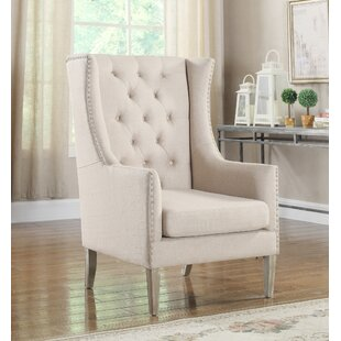 Melody Wingback Chair