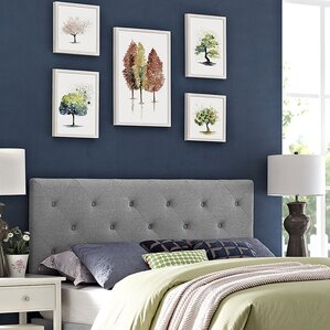 Terisa Upholstered Panel Headboard by Modway