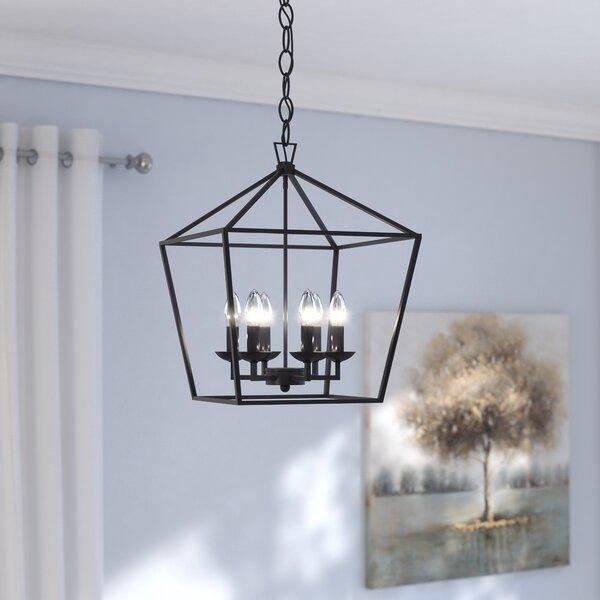 Carmen 6-Light Foyer Pendant by Laurel Foundry Mod