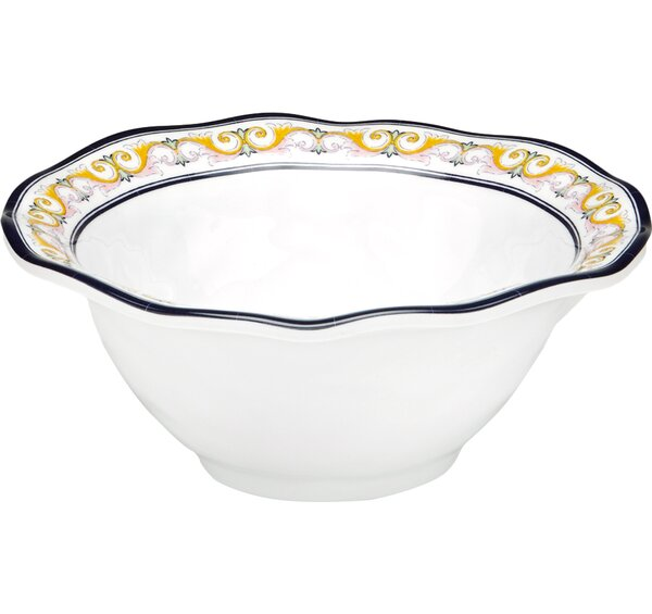 Barns Melamine Cereal Bowl (Set of 4) by Bloomsbury Market