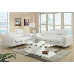 Modern White Living Room Sets | AllModern