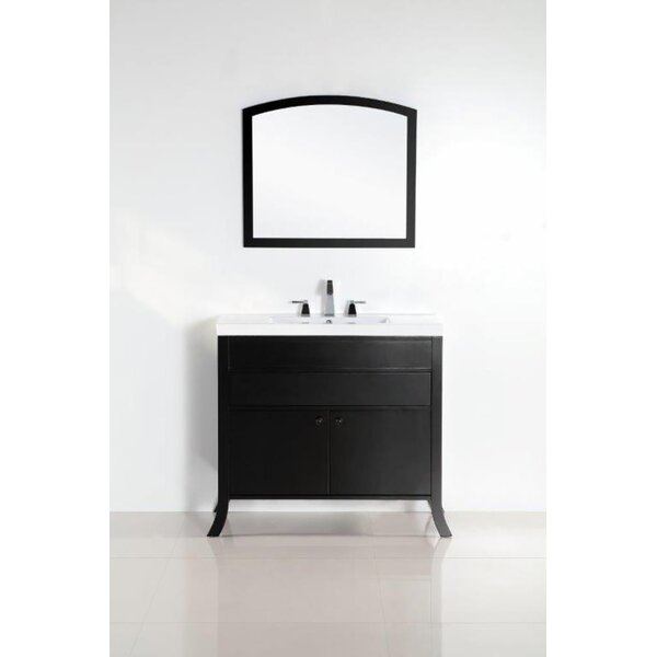 36 Single Bathroom Vanity Set by Bellaterra Home36 Single Bathroom Vanity Set by Bellaterra Home