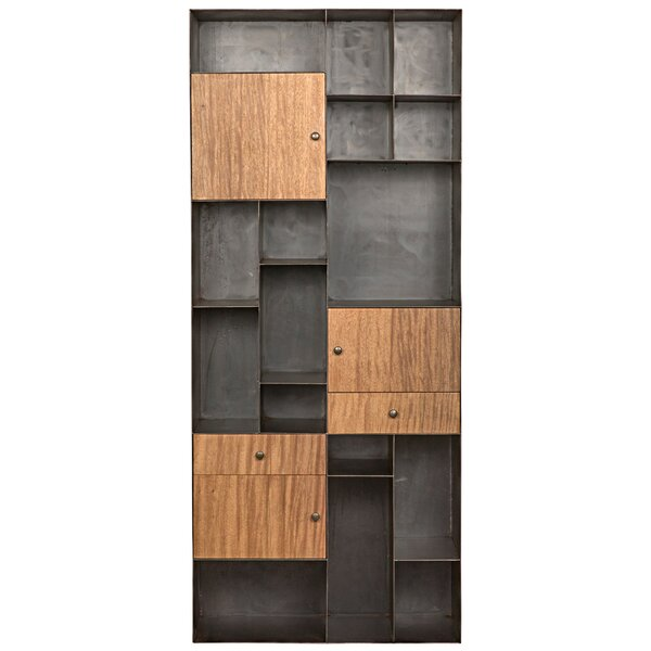 Oksana Cube Unit Bookcase by Noir