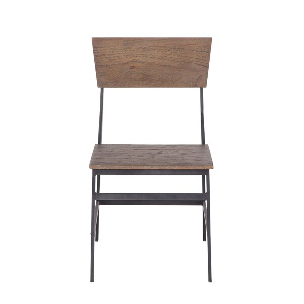 Guidry Solid Wood Dining Chair (Set of 2) by Williston Forge