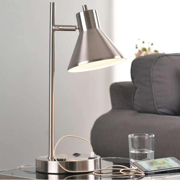 Dille Dunn 18 Desk Lamp by Wrought Studio