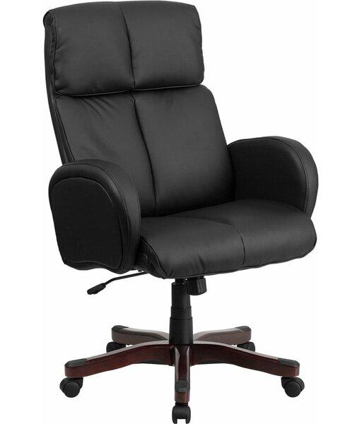 Mccrea High-Back Ergonomic Executive Chair by Latitude Run