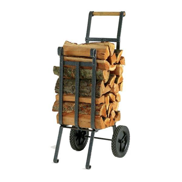 Steel Log Cart by Vogelzang