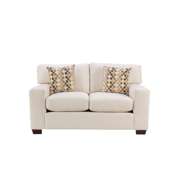 Kaison Loveseat by Highland Dunes