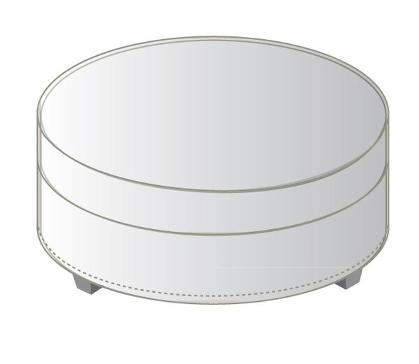 Coffee Table Cover by TK Classics