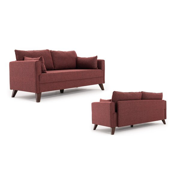 Bellflower 82'' Square Arm Sofa Bed by Corrigan Studio Corrigan Studio®