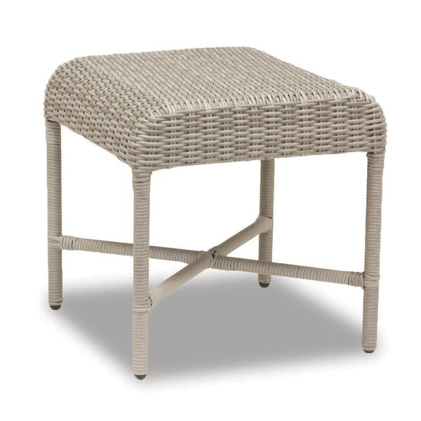 Manhattan Wicker/Rattan Side Table by Sunset West