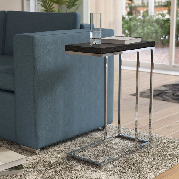 Myrtlewood End Table By Wrought Studio