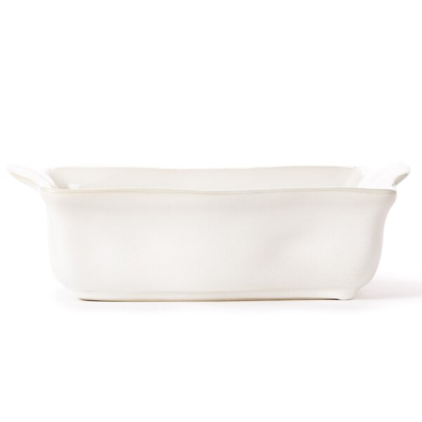 Forma Cloud Rectangle Baking Dish by VIETRI