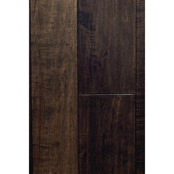 Hudson Bay Random Width Engineered Maple Hardwood Flooring in Newfoundland by Albero Valley