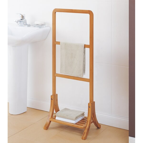 Lohas Free Standing Towel Stand by Organize It All