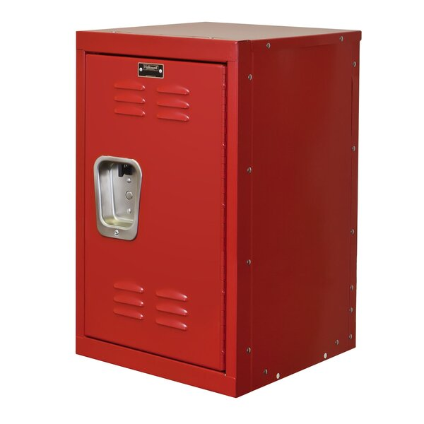 1 Tier 1 Wide Home Locker by Hallowell