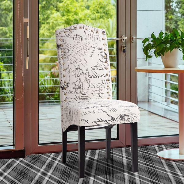 Mcnair Upholstered Dining Chair (Set of 2) by Ophelia & Co. Ophelia & Co.